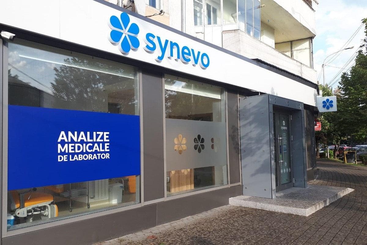 Centru de recoltare Synevo