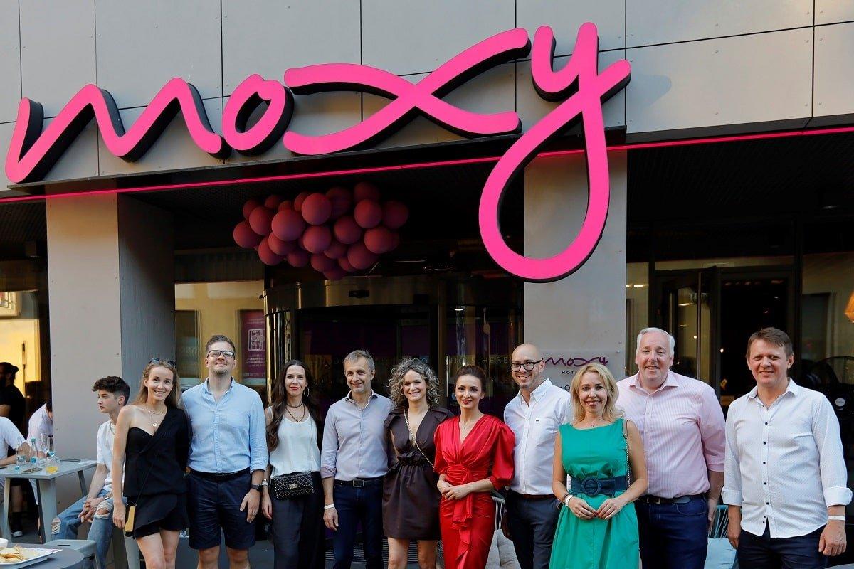 Echipa Moxy Bucharest