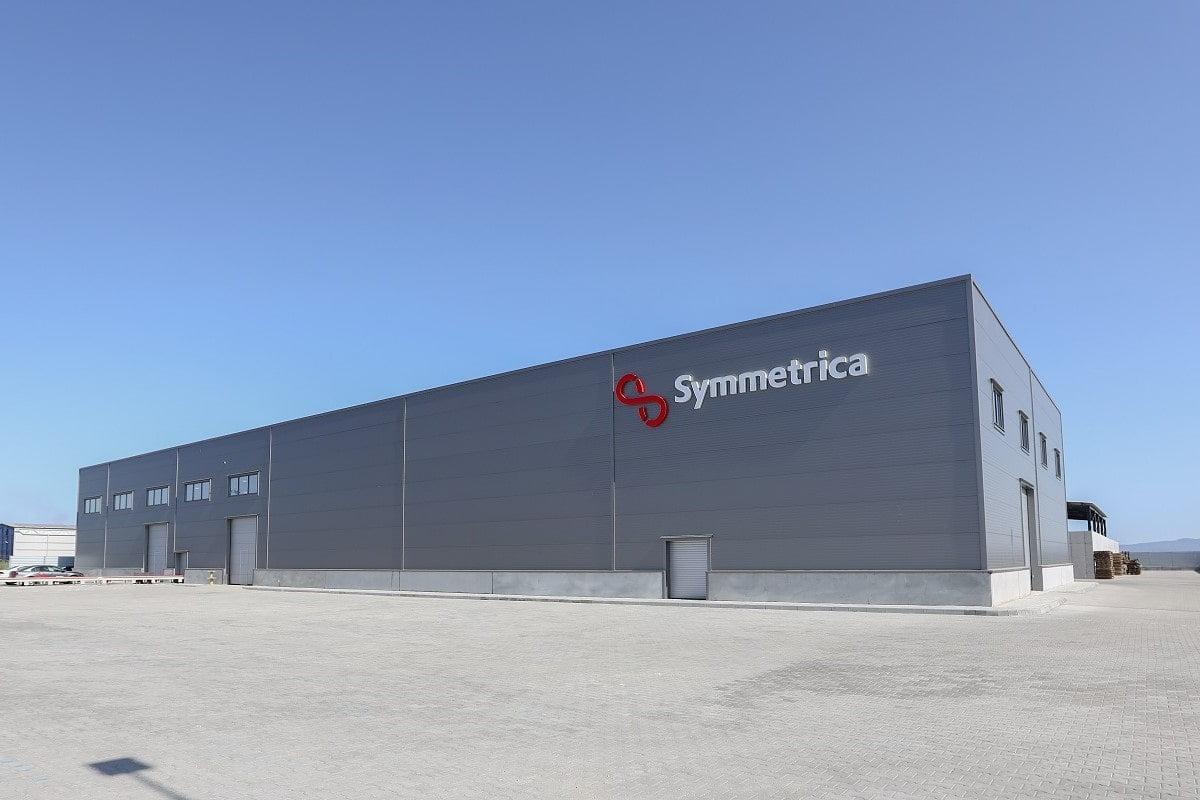 Fabrica Symmetrica Zimandu Nou Arad