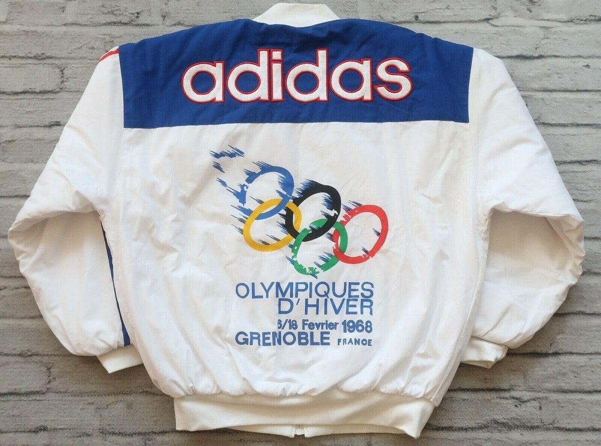 Geaca Adidas TISA_Grenoble 1968 Winter Olympic