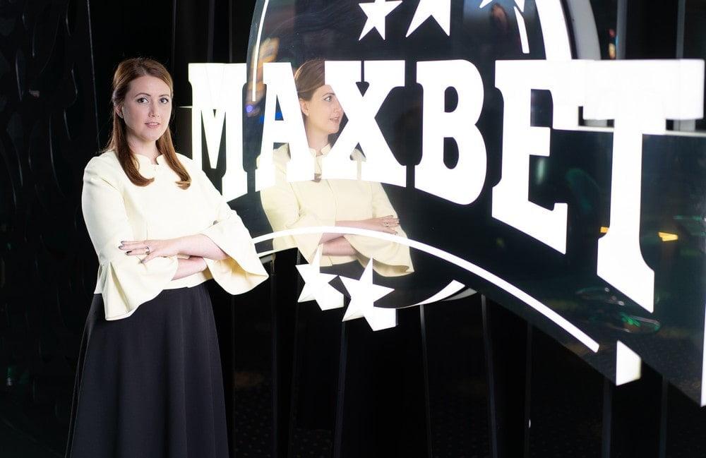 Ioana Bazavan, director general MaxBet