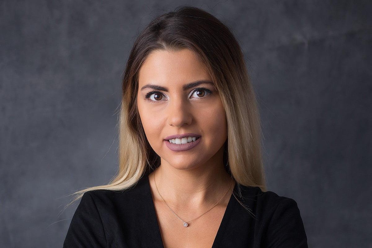 Larisa Burca, fondatoare Tulipr.ro