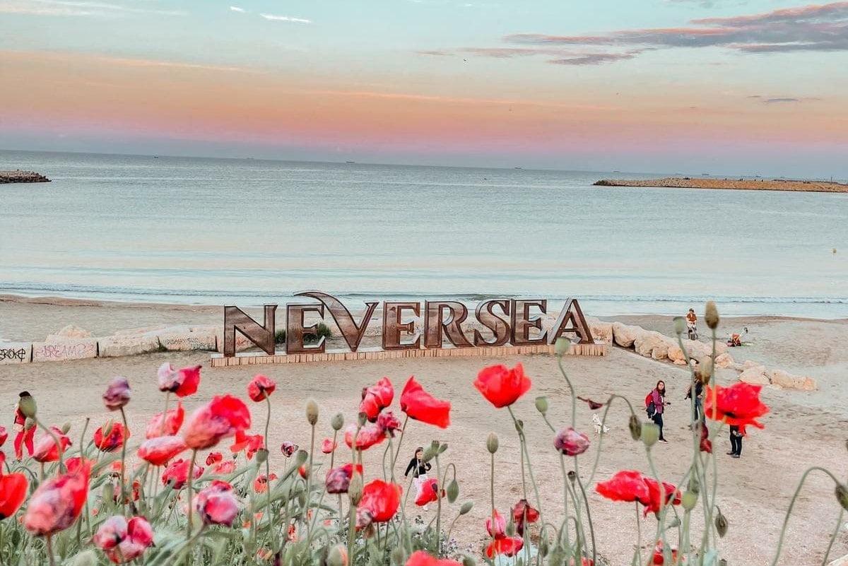 Neversea Beach Constanta