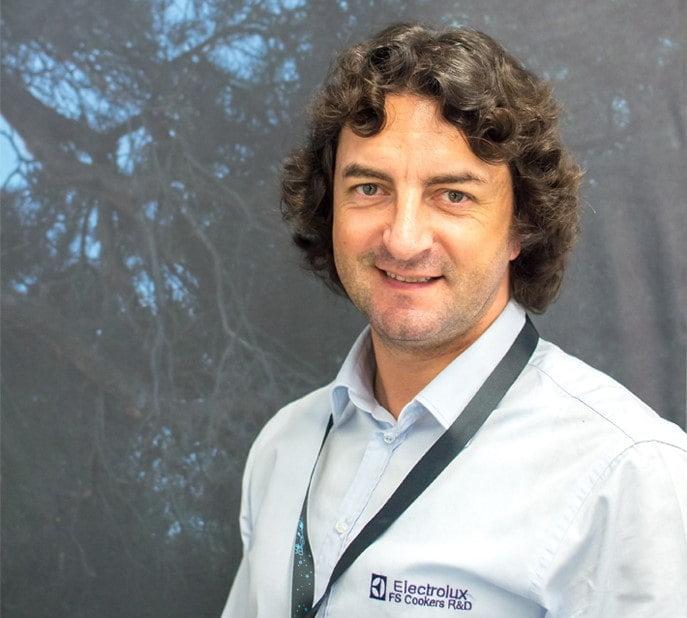 Peter Micula, director Electrolux Satu-Mare