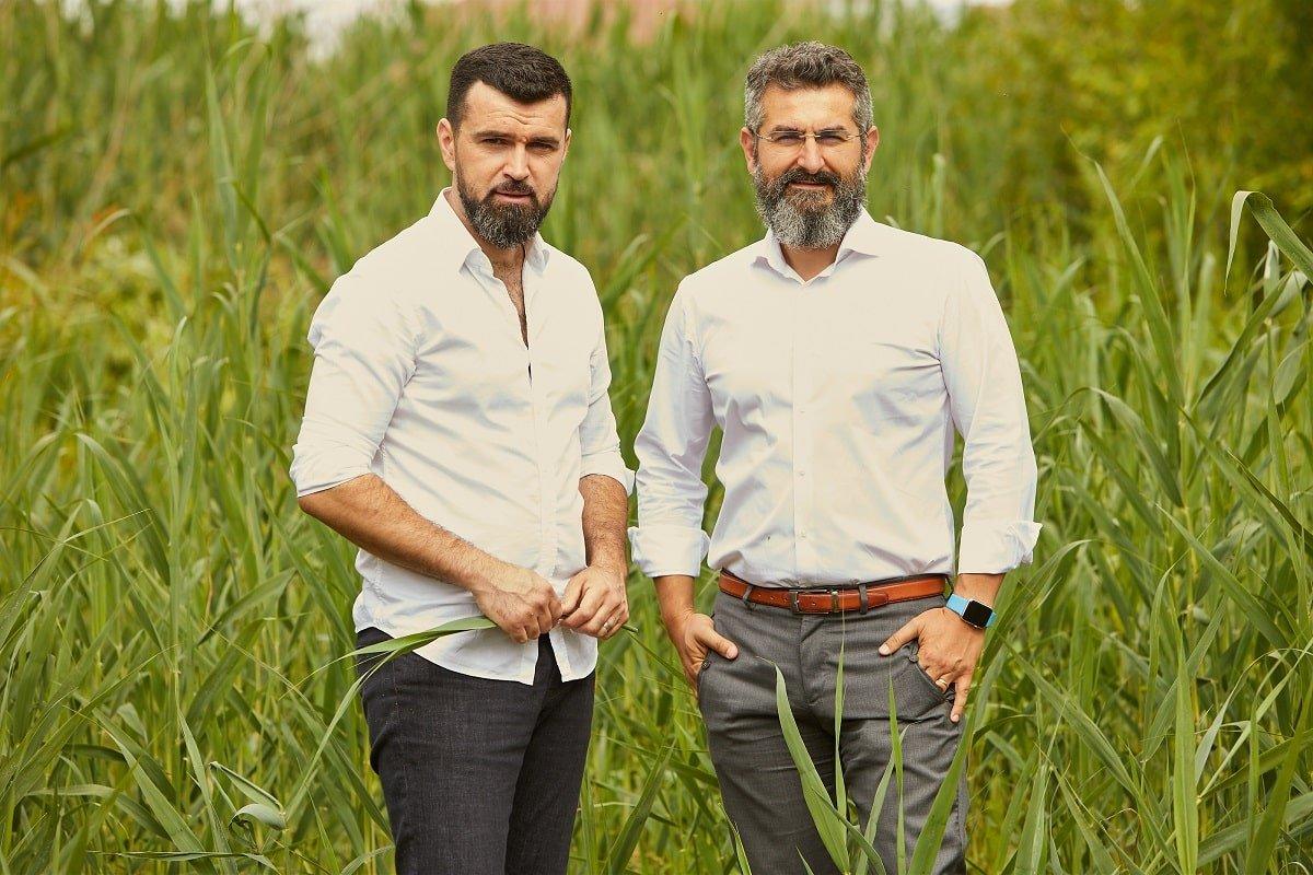 Vlad Mirita si Dan Cirstea, fondatori Mosia Chindia