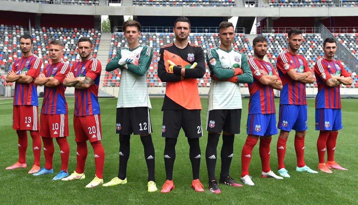 Steaua Bucuresti Adidas