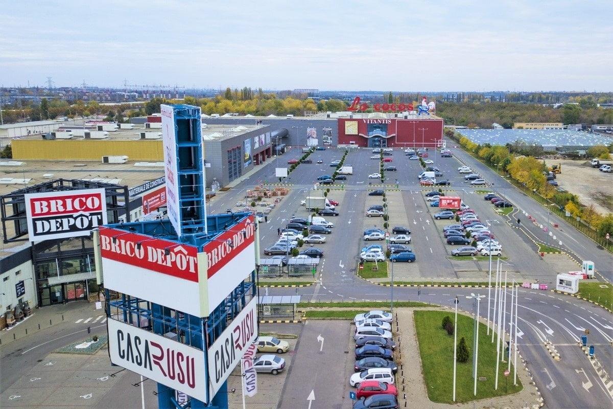 Vitantis Shopping Center Bucuresti