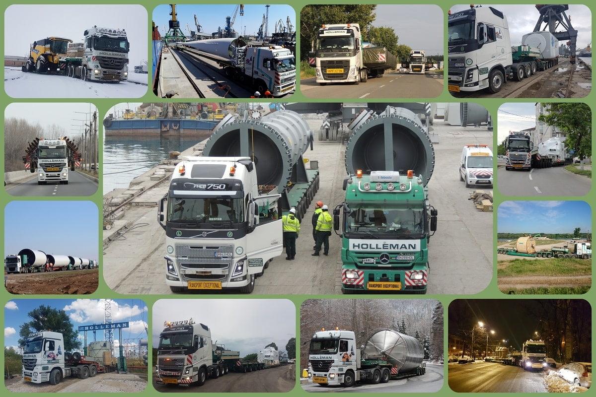 proiecte transport holleman