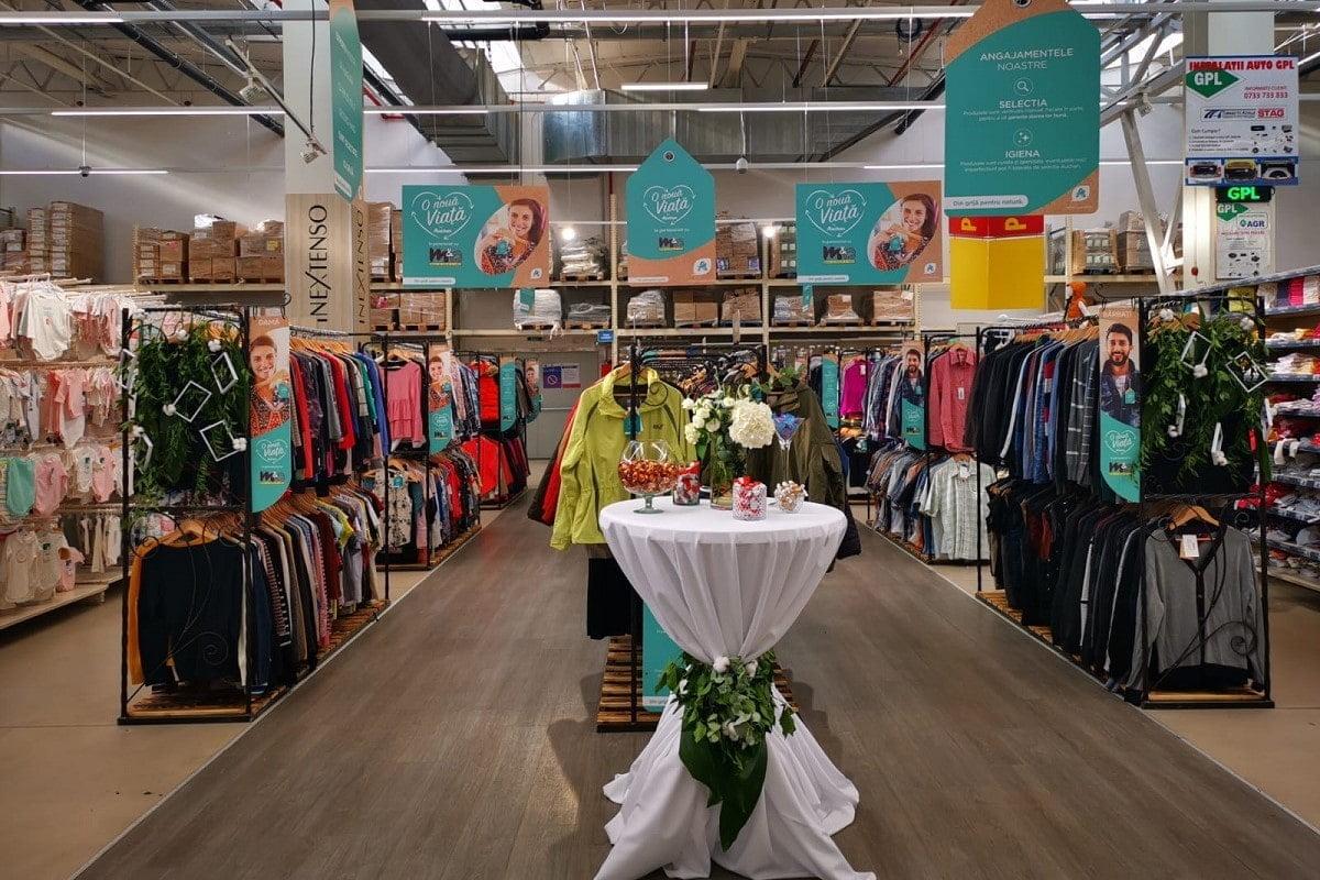 Auchan Craiova haine second hand