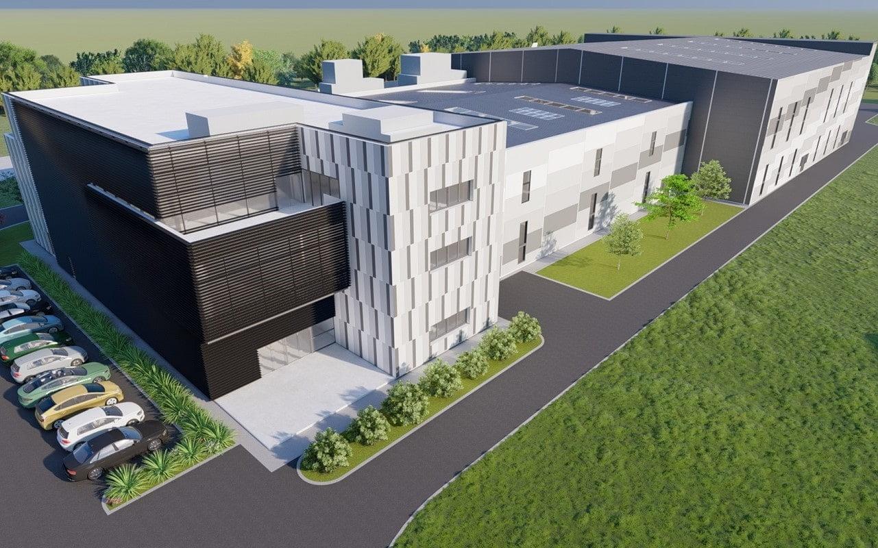 Centrul de cercetare INCAS TGA Craiova