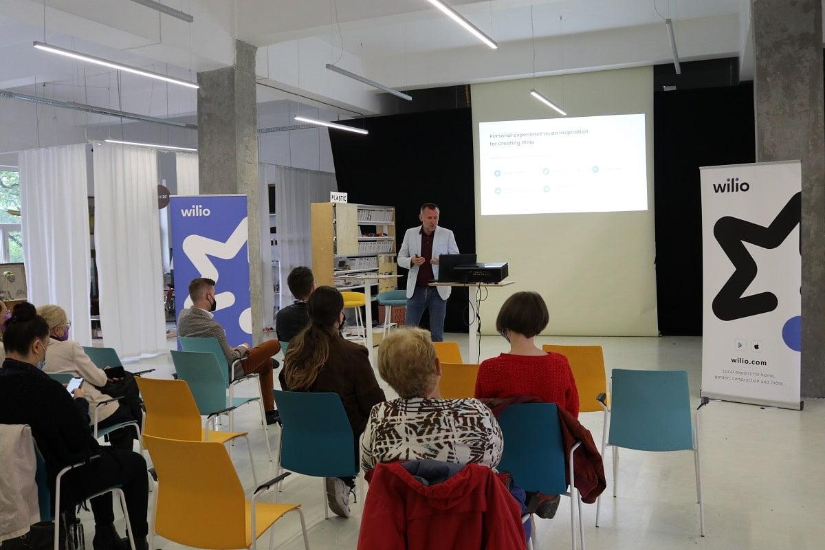 Conferinta de presa lansare WILIO Romania