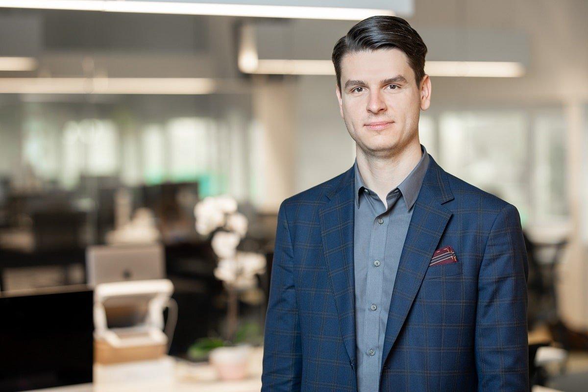 Daumantas Dvilinskas, fondator si CEO, TransferGo