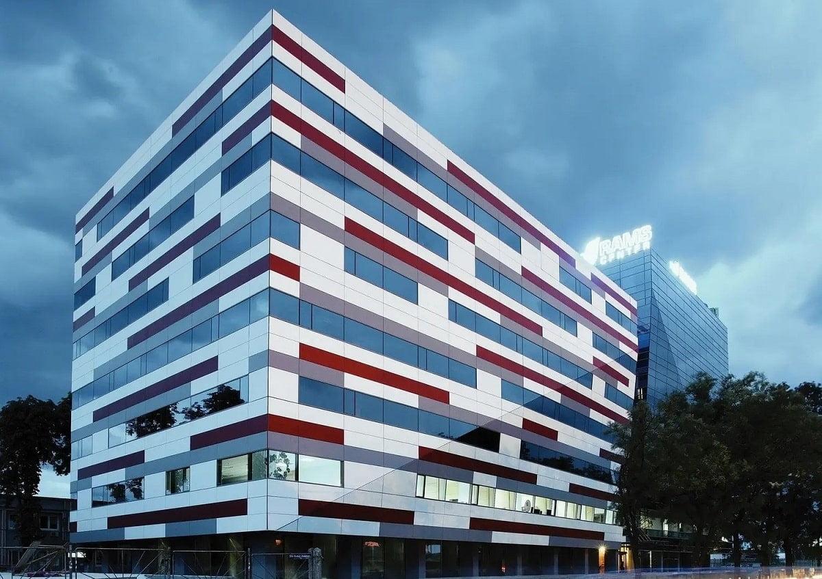 RAMS Business Center