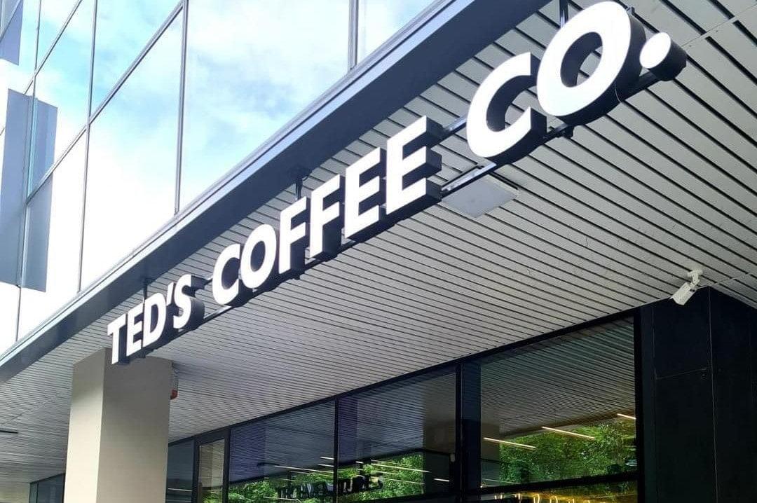 TEDS COFFEE