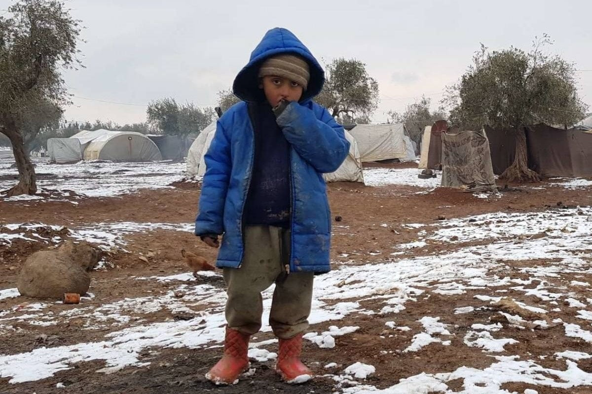 copil sirian