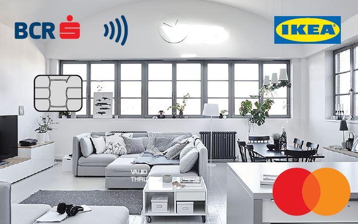 Card BCR IKEA