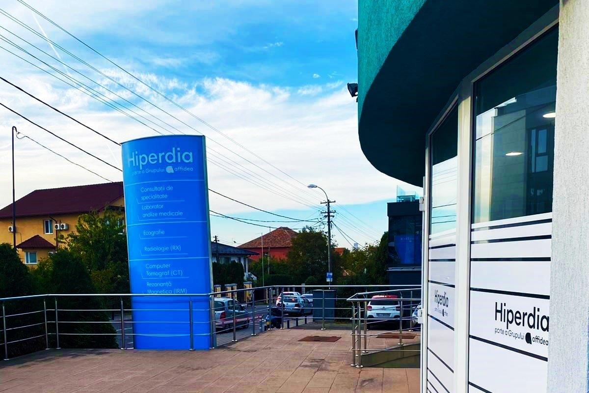 Noul centru medical Affidea Hiperdia Cluj